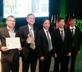 THIBIDI đạt Giải chất lượng quốc tế Châu Á - Thái Bình Dương năm 2016 tại Rotorua - New Zealand