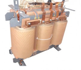 Core and Coil Assembly